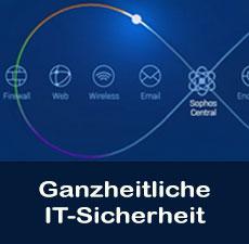 Ganzheitliche IT-Sicherheit